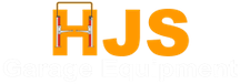 HJS Garage Equipment Logo